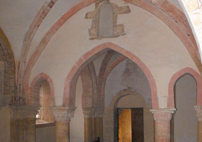 Visite libre de l'église Saint-Bénigne à Domblain