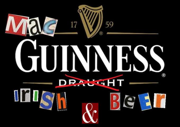 Apéromix Saint Patrick avec Mac Guinness  (Rock celtique)