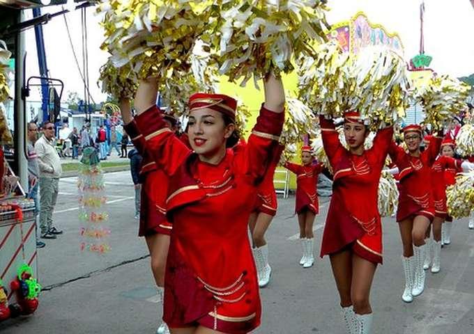 Festival de Majorettes
