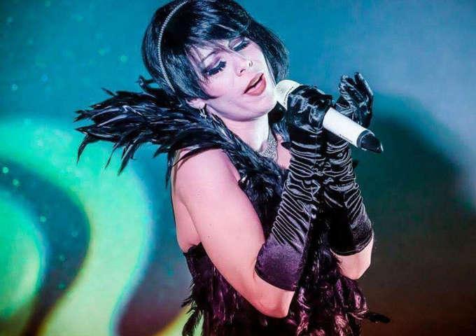 Apéromix Cabaret avec Adeline Paris