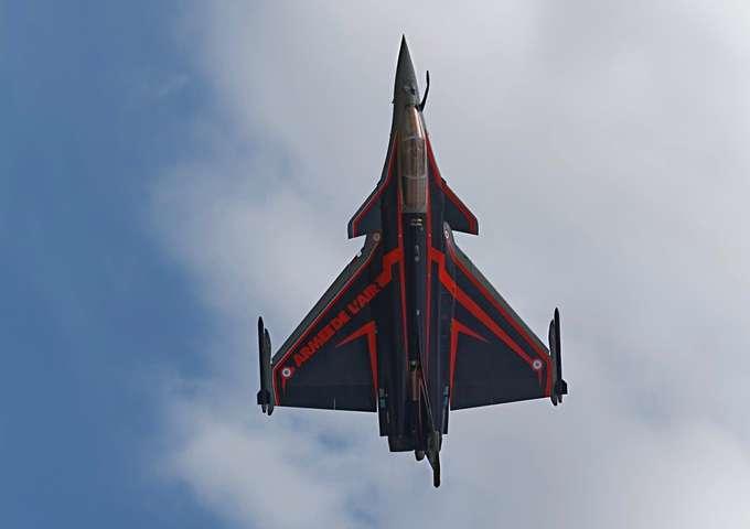 Exposition sur l'aviation militaire