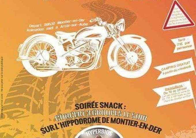 18ème Rallye moto
