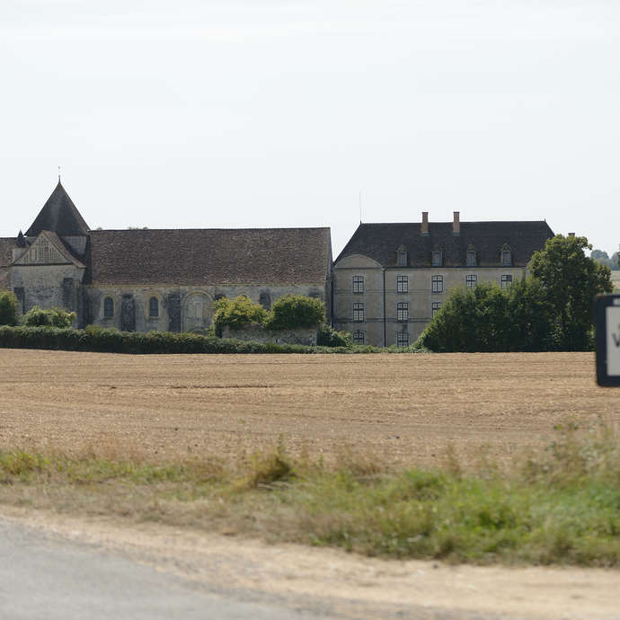 Villesalem  Priory