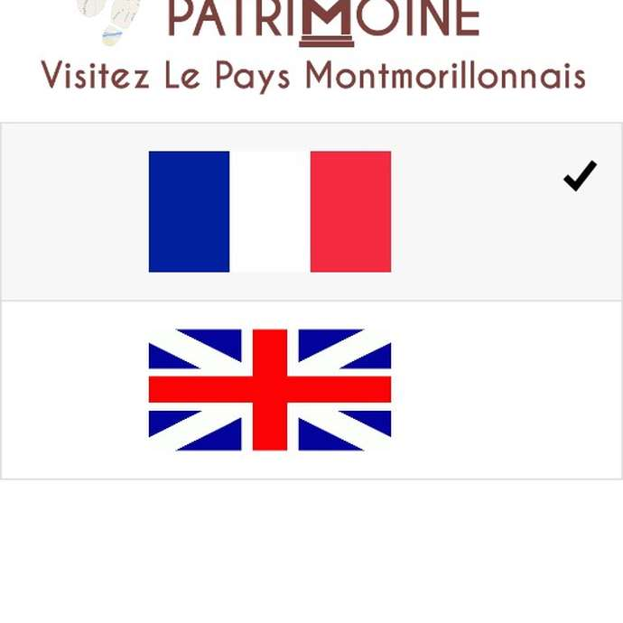 The Montmorillon Heritage Tour App on the App Store and on Google Play