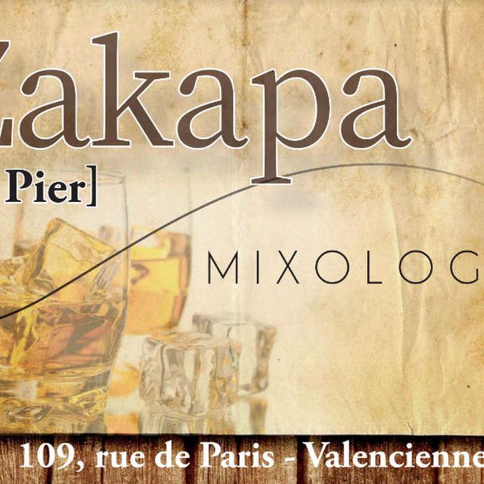 Zakapa - Mixologie
