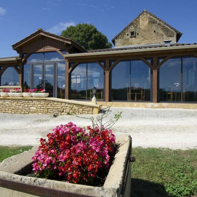 Ferme Auberge La Table du Chaffour
