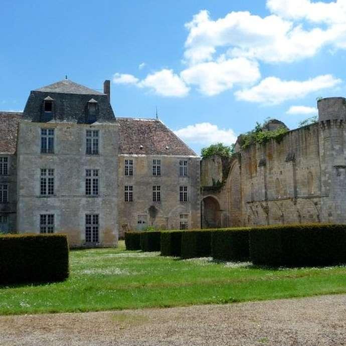 Visite guidée de l'Abbaye de la Réau