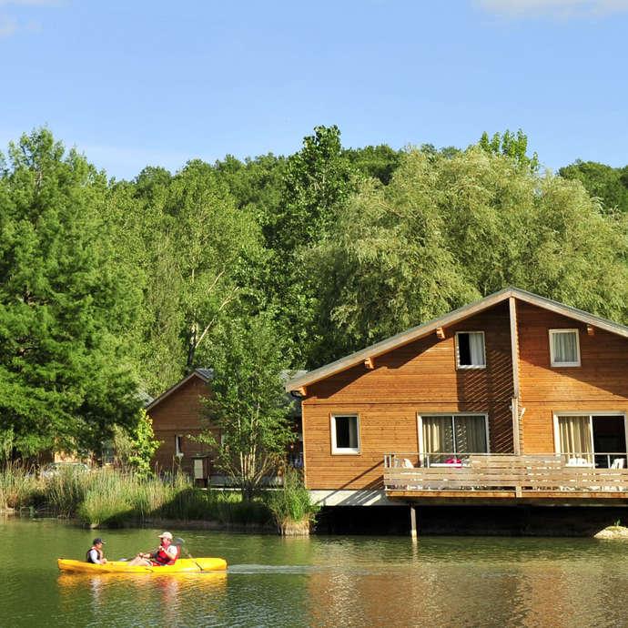 Goélia Les Cottages du Lac