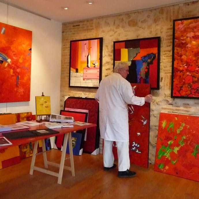 Atelier Claude Pacaud