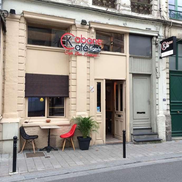 Bar à cocktails Le Cabane Kafé