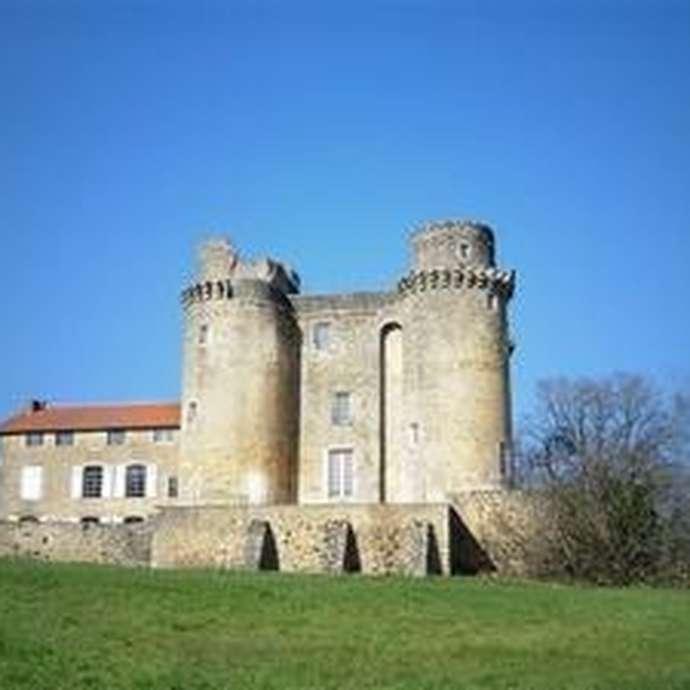 La Messelière Castle
