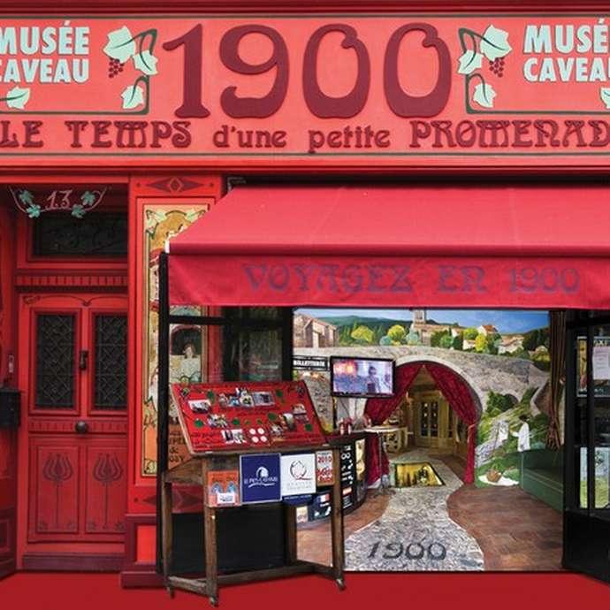 MUSEE CAVEAU LE 1900 - VINAIGRERIE