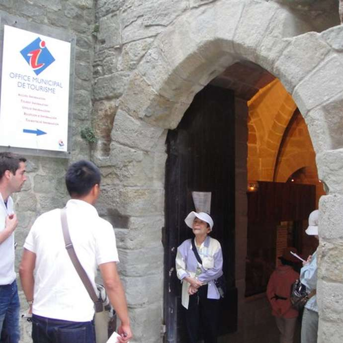 BUREAU D'INFORMATION TOURISTIQUE DE LA CITE