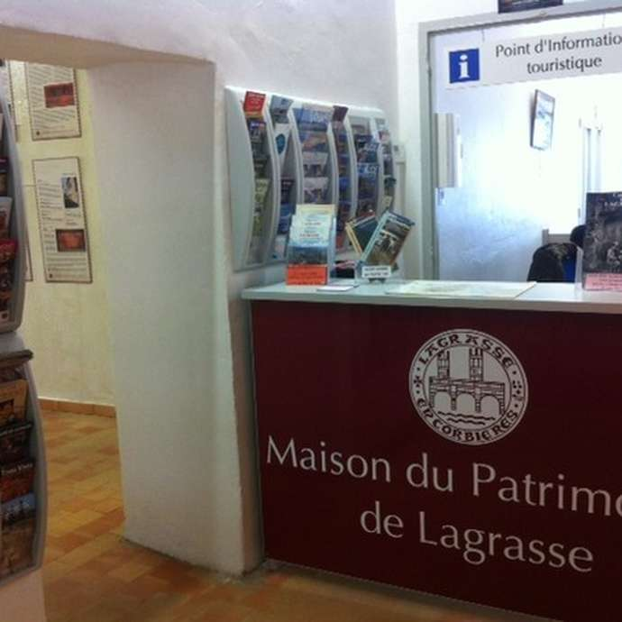 POINT D'INFORMATION TOURISTIQUE DE LAGRASSE