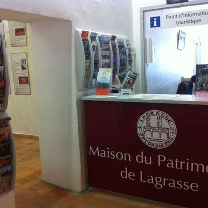 POINT D'INFORMATION TOURISTIQUE DE LAGRASSE