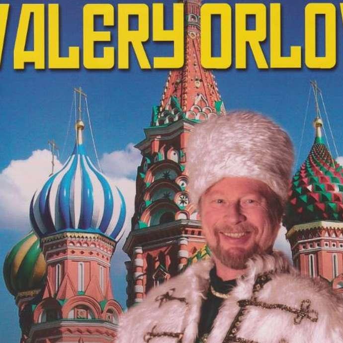 La Grande voix russe : Valéry Orlov