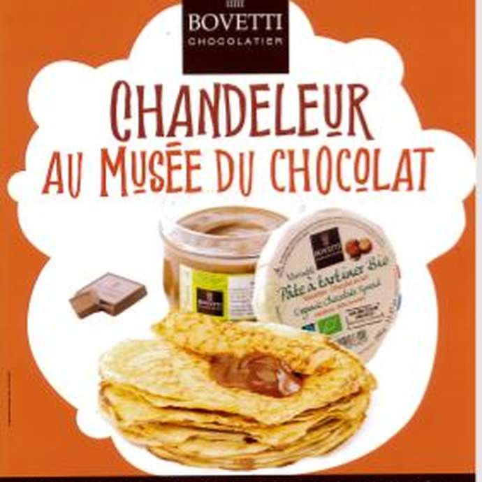 Chandeleur au Musée du Chocolat