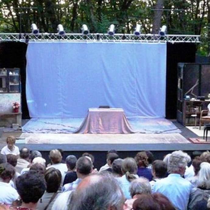 """Théâtre du Fon du Loup: """"mon drôle"""" théâtre clown"""