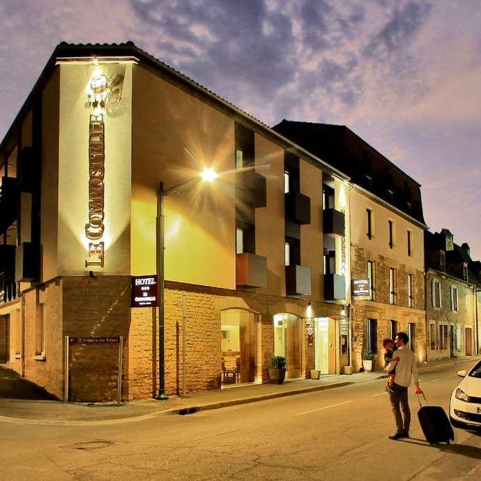 Hôtel Le Compostelle