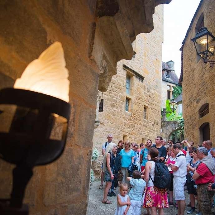 Visite privilège de la Cité Médiévale