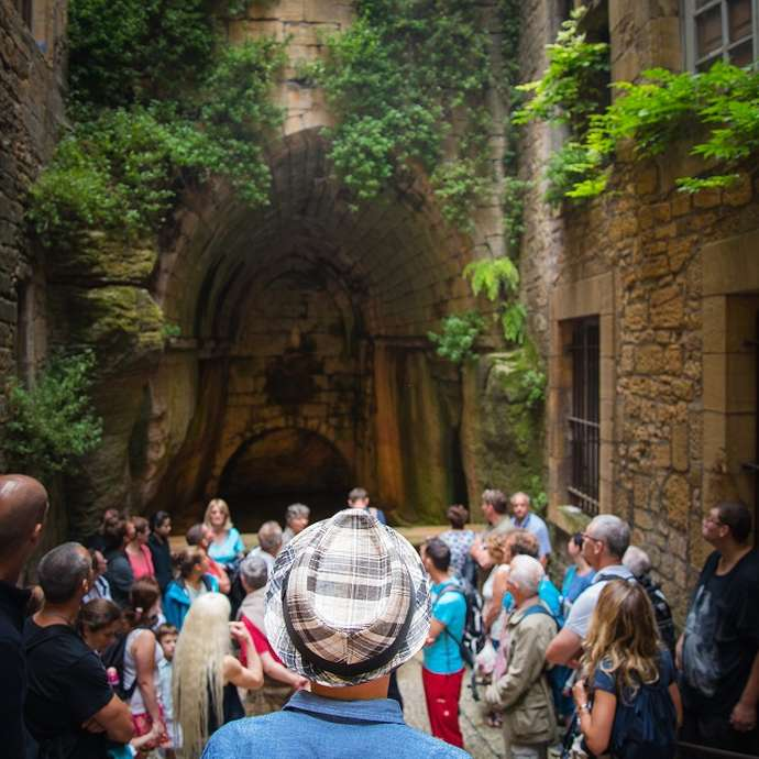 Visites découverte de la cité médiévale de Sarlat