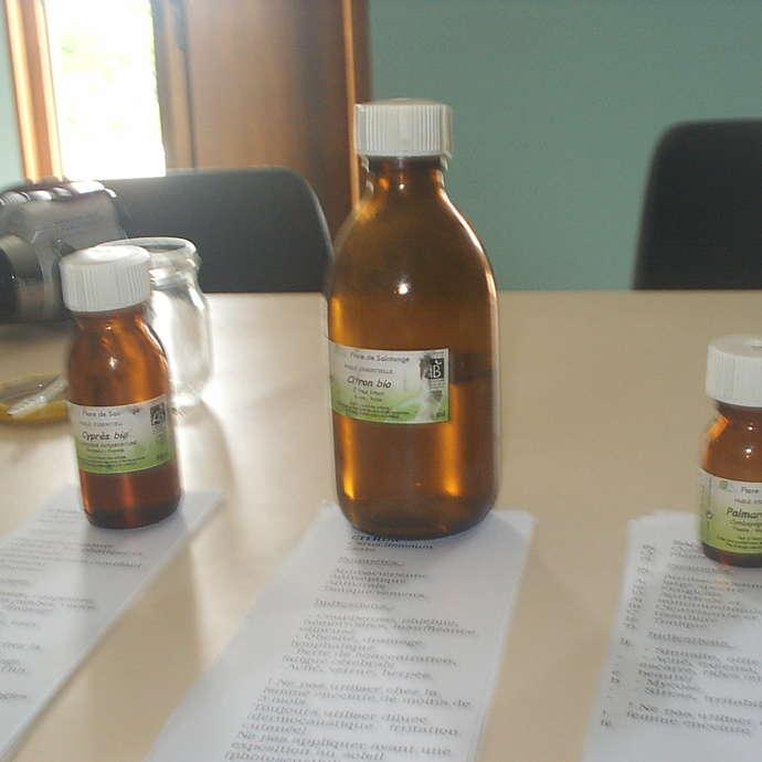 Découverte des plantes médicinales et des huiles éssentielles