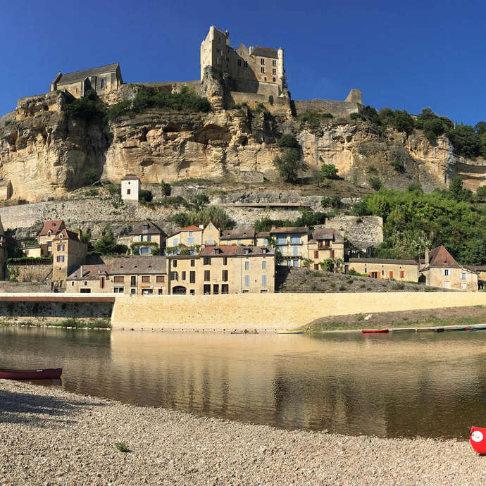 A Canoë Détente Dordogne