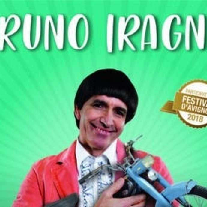 Spectacle humoriste : Bruno Iragne