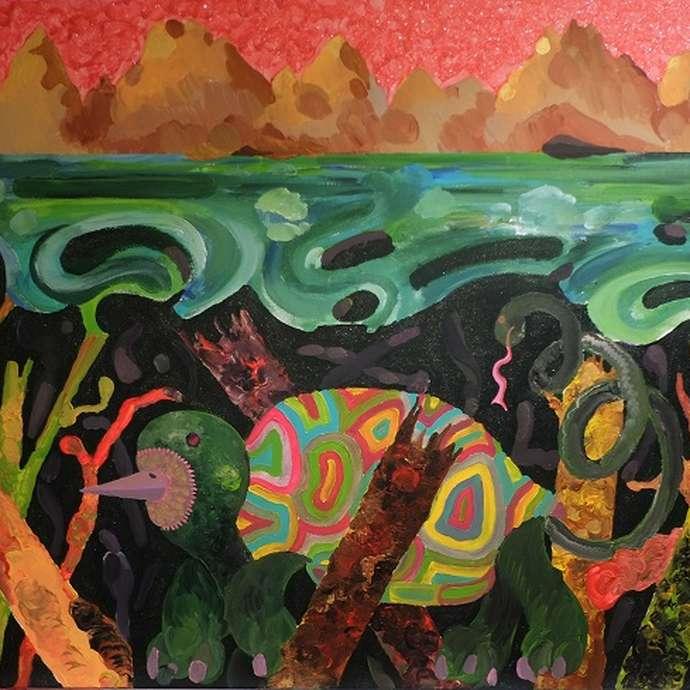 Exposition « Le livre des montagnes et des mers » d'Anton 3000