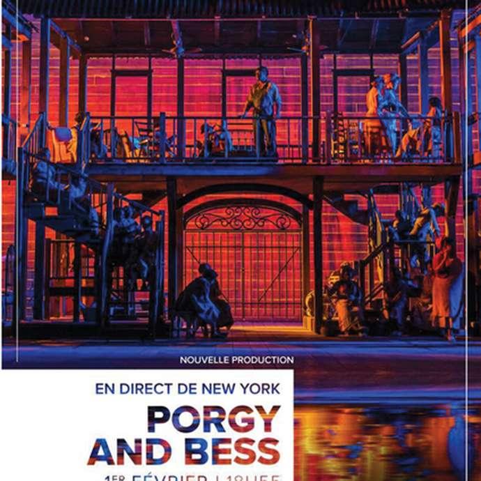 Opéra au cinéma : Porgy and Bess