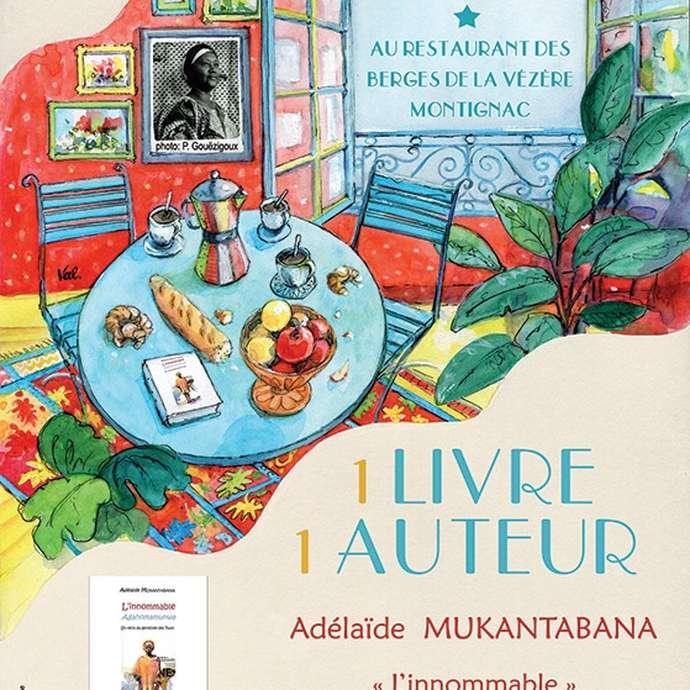 Café-lecture : 1 livre, 1 auteur