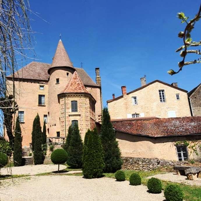 Journées du Patrimoine : Visite du château de Belvès