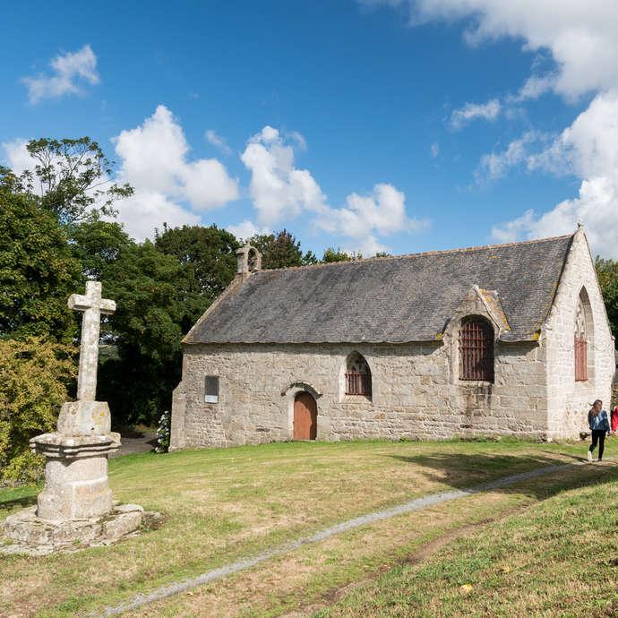 Chapelle Notre-Dame-Du-Haut et sa fontaine