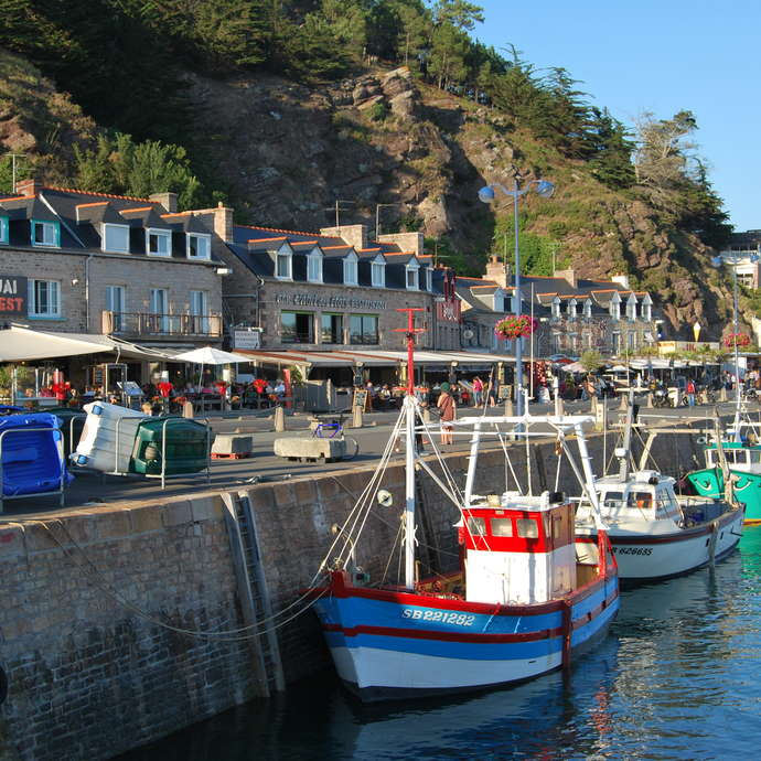 Port d'Erquy Centre