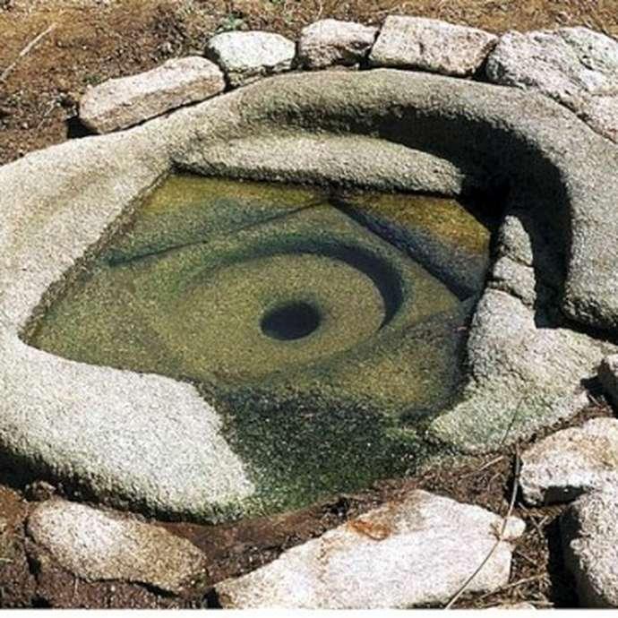Fontaine des fonts de la Ville Bouvier