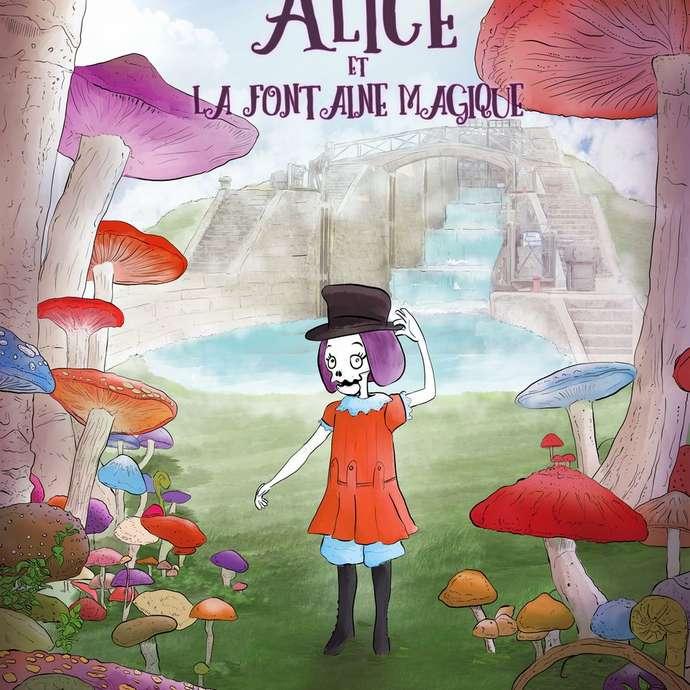 CHASSE AU TRÉSOR : ALICE ET LA FONTAINE MAGIQUE