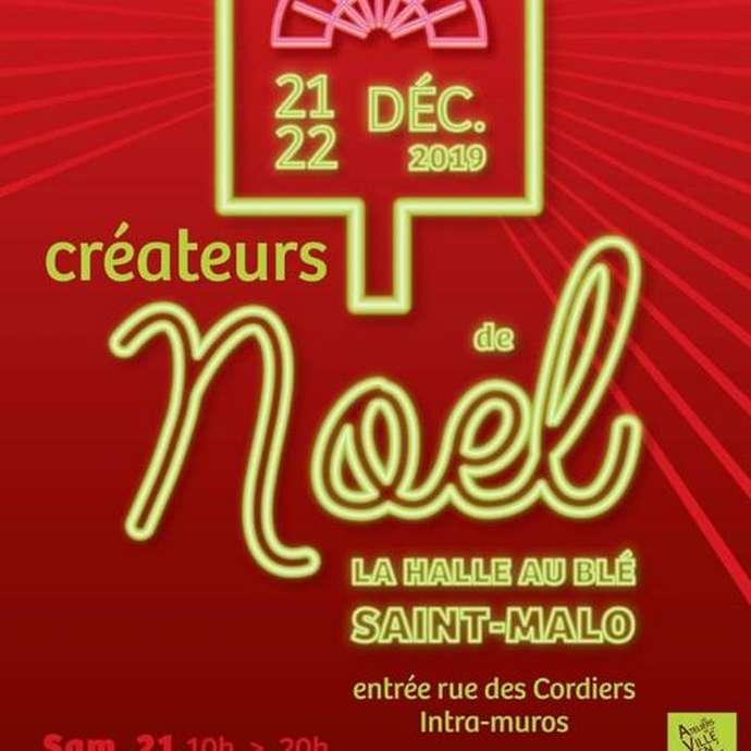 Marché des Créateurs de Noël