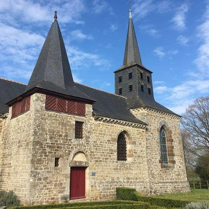 Eglise des Trois-Marie de Cardroc