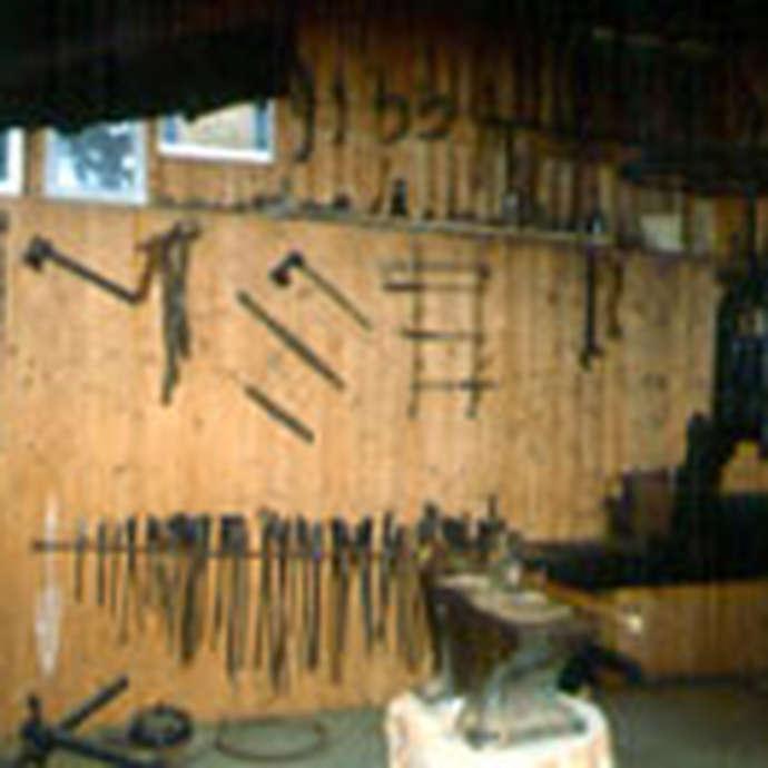 Musée de l'Outil et des Métiers