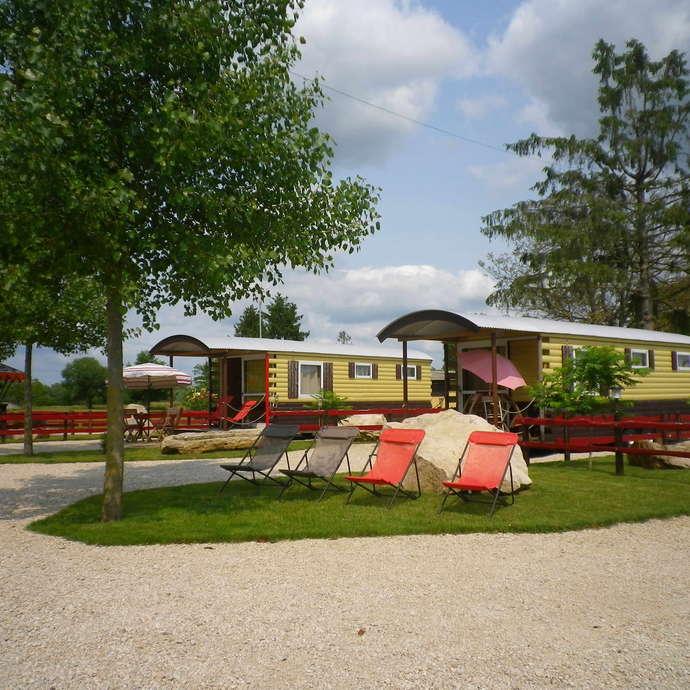 """Camping """"Sur la Route du Der"""""""