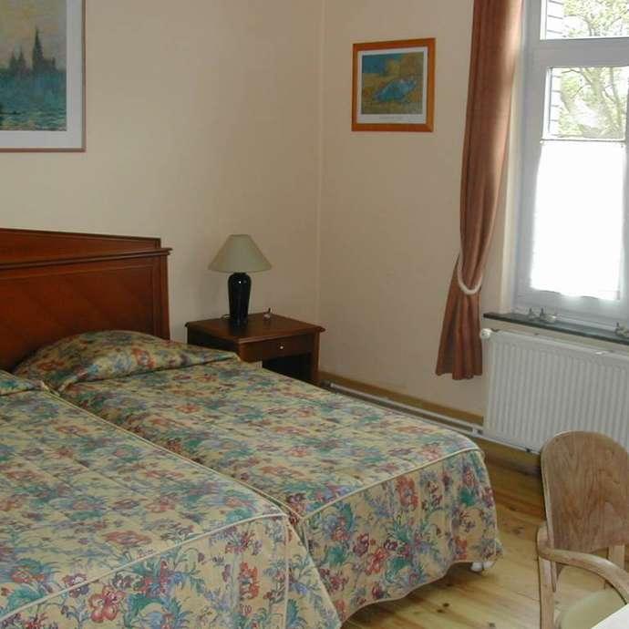 Uccle Calvoet, logement meublé