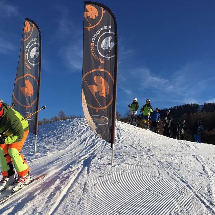 X Speed Ski Tour