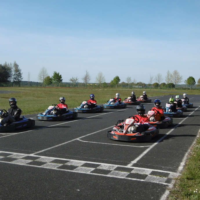 SARL Karting loisir 86
