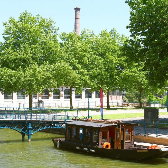 Promenade en bateau sur la Vienne