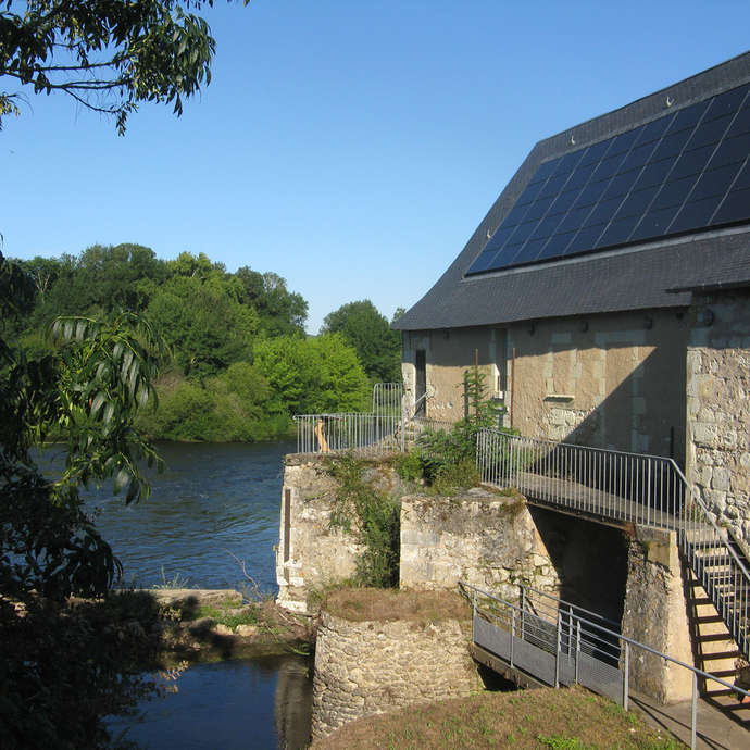Moulin de Chitré