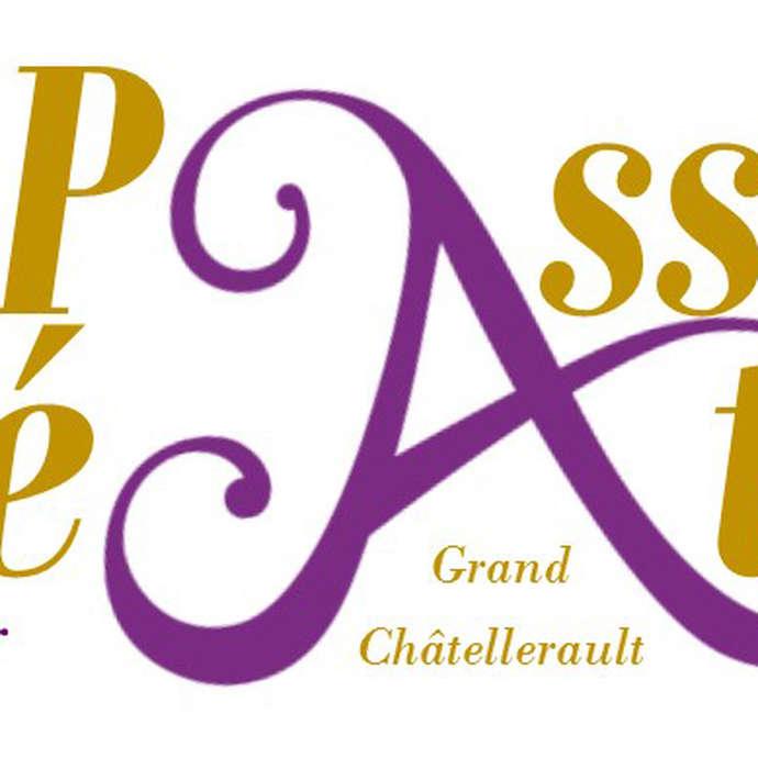 Passions & Créations - Atelier Mixed Media réalisation d'une oeuvre