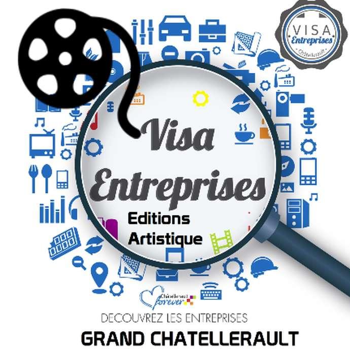 VISA ENTREPRISES : Ecole d'arts plastiques de Châtellerault
