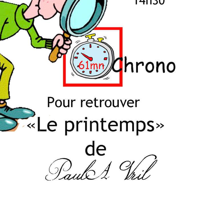 61 mn chrono