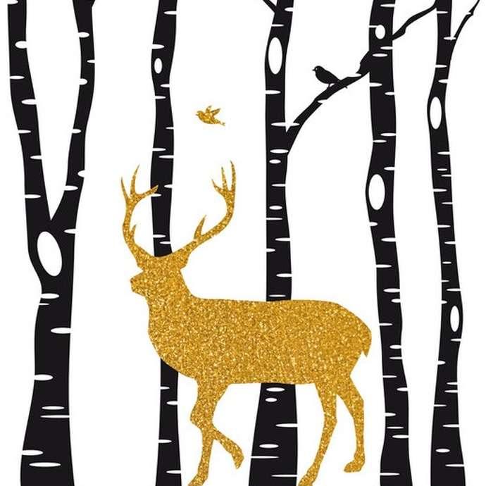 Qui se cache dans le bois ?