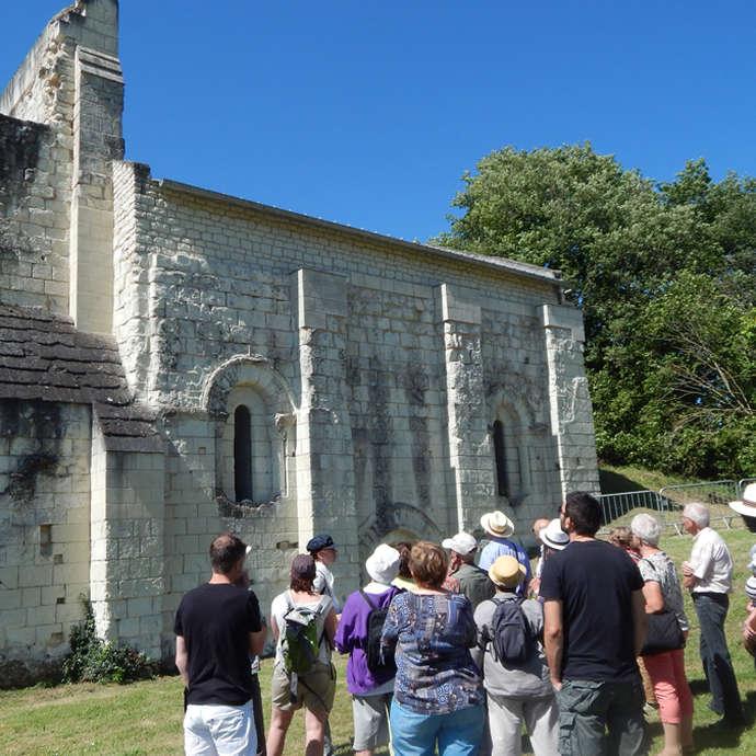 Journées Nationales de l'Archéologie, Le château du Haut-Clairvaux